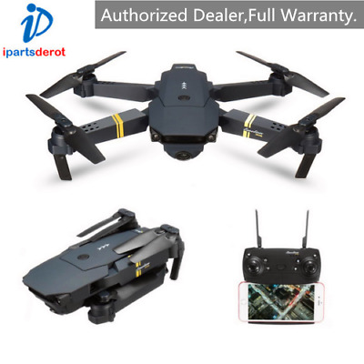 Eachine E58 2MP 720P Camera WIFI FPV Foldable Drone 2-4G 6-Axis RC Quadcopter