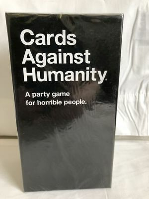 CARDS AGAINST HUMANITY BRAND NEW IN PACKAGE