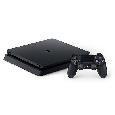 Sony PlayStation 4 Slim 500GB Video Game Console System - Black - CUH-2015A