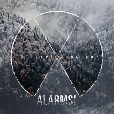 The Exploding Boy - Alarms New CD