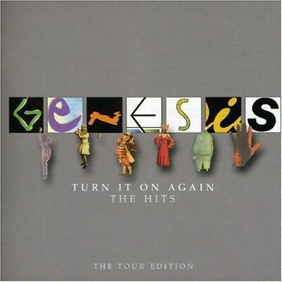 Génesis - Turn It on Again The Tour Edit New CD
