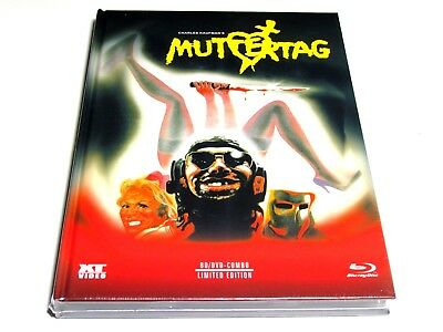 MOTHERS DAY BLU-RAY MEDIABOOK LIMITED EDITION 666 PRINT IMPORT NEW