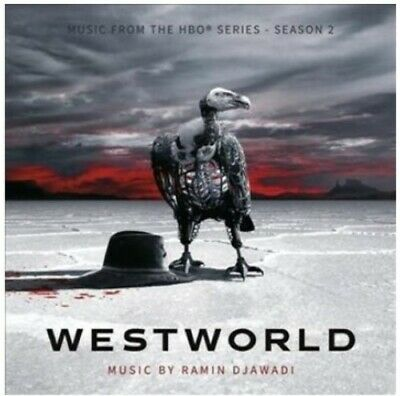 Ramin Djawadi - Westworld Season 2 New CD Brilliant Box