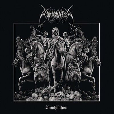 Unanimated - Annihilation New Vinyl Extended Play Germany - Import