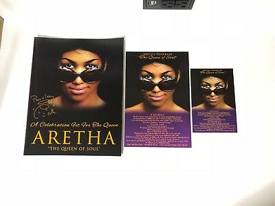 Aretha Franklin Official Collection from the Franklin Family