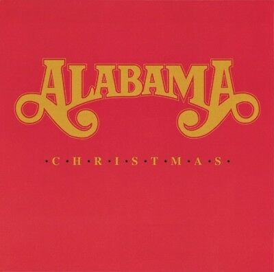 Alabama - Christmas CD New