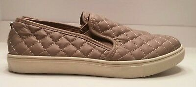 Steve Madden Grey Ecentrco Shoes - Size 9 Womens
