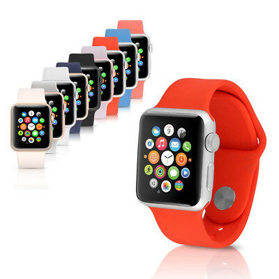 Apple Watch Sport Smartwatch Series 3 GPS - LTE Series 2 or Series 1 38mm 42mm
