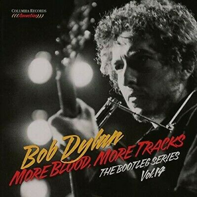 Bob Dylan - More Blood More Tracks The Bootleg Series Vol- 14 New CD