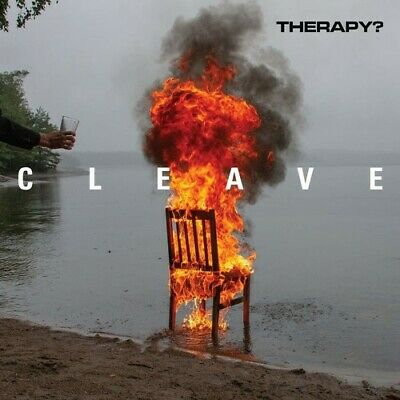 Therapy - Cleave New CD UK - Import