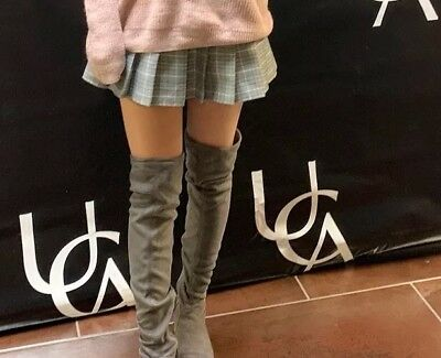 aldo women shoes size 6 Over the knee boots