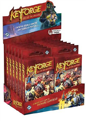 KeyForge Call of the Archons Starter sealed display box 12 decks new