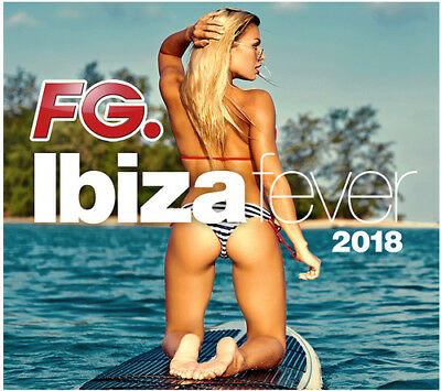 Various Artists - Ibiza Fever 2018 By FG New CD Digipack Packaging France -