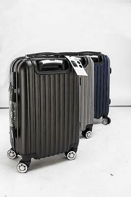 20 Hardshell Travel Bag Lightweight Carry-on Spinner Luggage Suitcase wLock