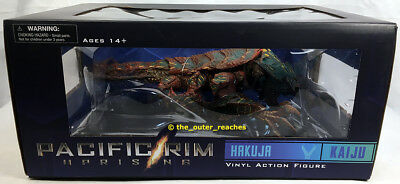 Diamond Select Pacific Rim Uprising Kaiju HAKUJA Vinyl 12 Long Action Figure