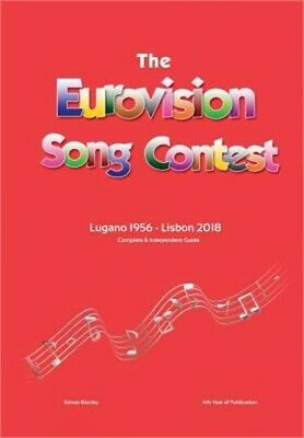 The Complete - Independent Guide to the Eurovision Song Contest Lugano 1956 - L