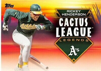 2019 TOPPS CACTUS LEAGUE GREATS Complete Your SetYou ChooseYou Pick the Cards