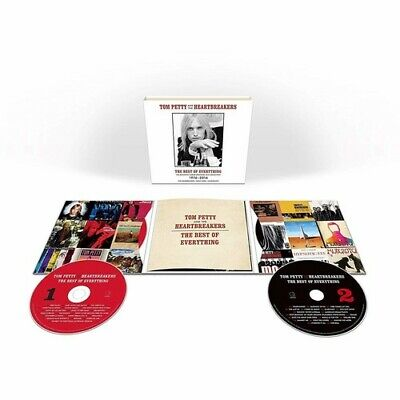 Tom Petty - The Best Of Everything - The Definitive Career Spanning Hits Collect