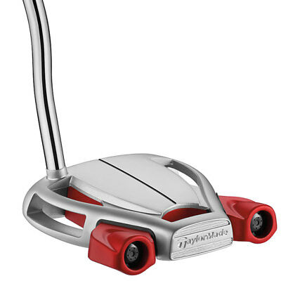 New Taylormade Spider Tour Platinum Putter - Choose Length LHRH