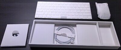 Apple Magic Mouse 2 and Magic Keyboard New Silver