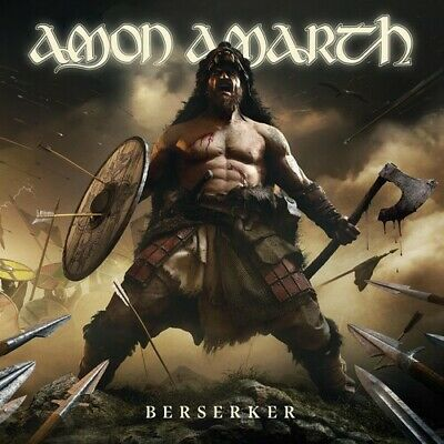 Amon Amarth - Berserker New CD