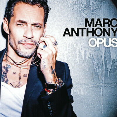 Marc Anthony - Opus New CD
