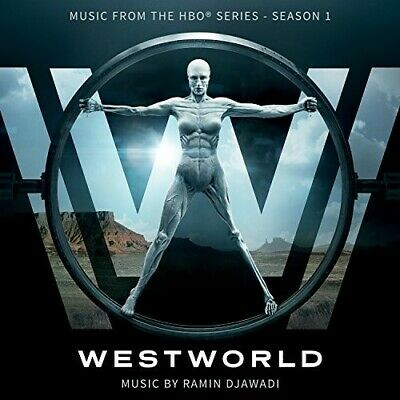 Ramin Djawadi - Westworld Season 1 New CD Digipack Packaging
