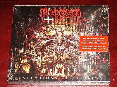 Possessed Revelations Of Oblivion CD 2019 Nuclear Blast NB 4880-2 Slipcase NEW