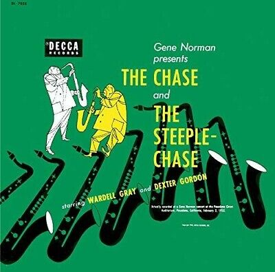Wardell Gray - Chase - Dexter Gordon New CD Ltd Ed Japan - Import