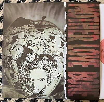 Mother Love Bone Apple Vinyl lp record UNPLAYED EU issue Pearl Jam Nirvana