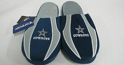 NFL Mens Slippers Dallas Cowboys - X-Large 13-14