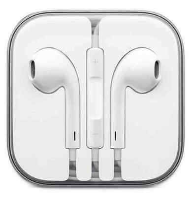 OEM Original Apple Earpods Headphones for iPhone Earphones Earbuds 3-5mm Jack