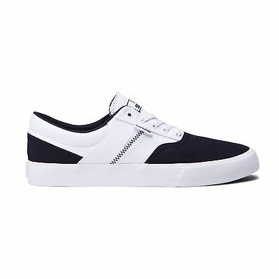 Supra Skateboard Shoes Cobalt NavyWhite-White