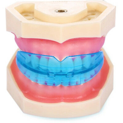 Night Mouth Guard For Teeth Grinding Dental Aid Bite Sleeping Orthodontic Braces