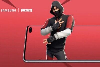 Fortnite iKonik Skin Bundle Available On All Devices