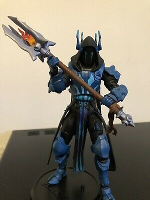 Mcfarlane Toys Fortnite Ice King Battle Royale Skin Figure Battle Pass 100 Game