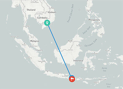 Enjoy a 9 Day Super Vacation in Bali and Saigon with one-way Air between cities