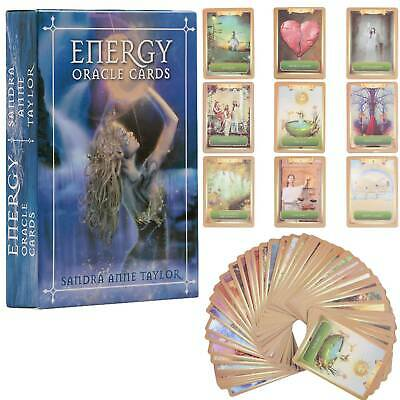 Energy - Power Oracle Cards Magic Tarot Cards Deck Set Divination Guidance GAME