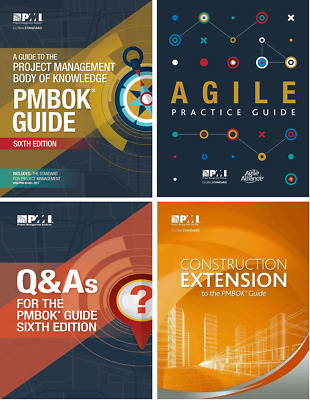 PMBOK Guide 6th - Agile - Extension - Q-As - Formulae - Personalized Notes etc