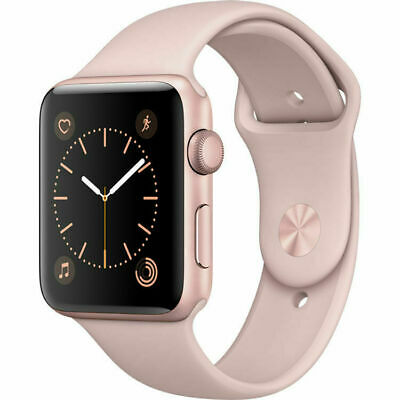 Apple Watch Series 2 GPS - Rose Gold - 38MM 42MM