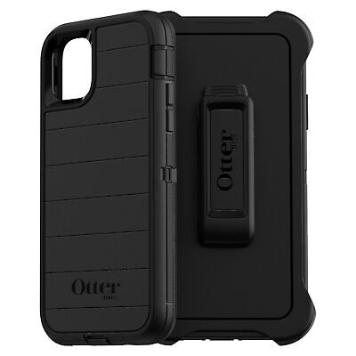 OtterBox DEFENDER SERIES Case - Holster for iPhone 11 Pro - Black
