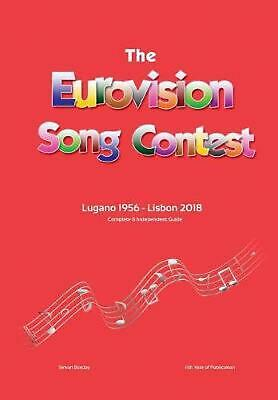 Complete - Independent Guide to the Eurovision Song Contest Lugano 1956 - Lisbo