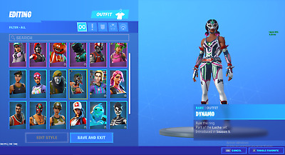 Fortnite Account -20 - 80 Skins - Only Pc - Fast delivery one minute ✔