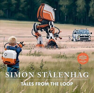 Tales from the Loop Hardcover by Stålenhag Simon Brand New Free shipping -