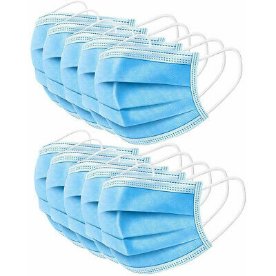 10PCSpack Face Mask Protective Roof Mouth Mask Respirator Cover Hot