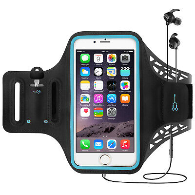 For iPhone 11 ProXS MaxXRX Sports Armband Running Jogging Phone Holder Case