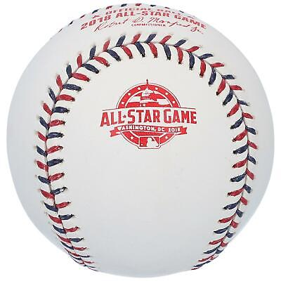 Rawlings Unsigned 2018 All Star Game Baseball