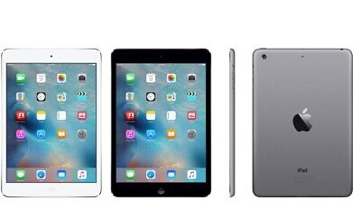 Apple iPad Mini 2 7-9 Retina Display 16GB32GB128 WiFi - 4G LTE GSM Unlocked