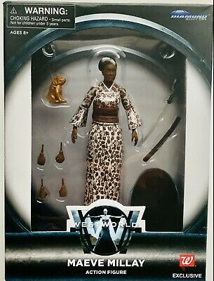 Westworld Diamond Select Maeve Millay Walgreens Exclusive Action Figure NEW MISB