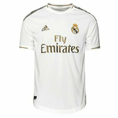 Youth Real Madrid 2019 Home Jersey White NWT